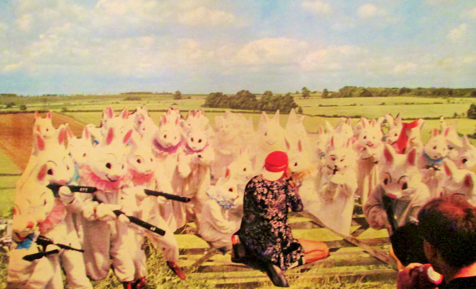 The Revenge of the Crazed Rabbits  by Jo Ann Tunnell Muench