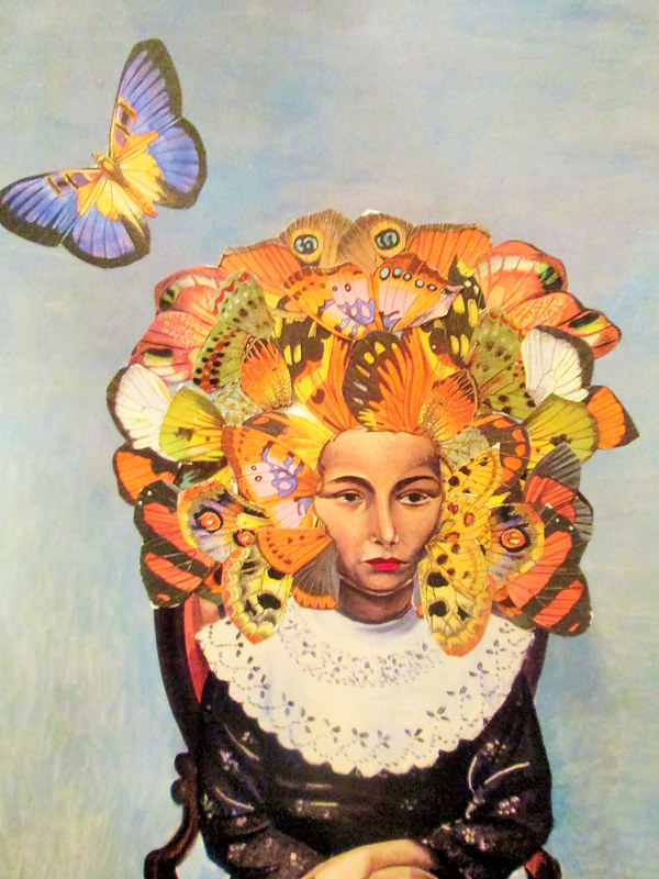 Her Head Was Heavy With the Weight of Butterfly Wings by JoAnne T. Muench