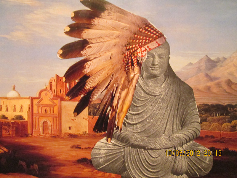 The Chief Buddha  by JoAnne T. Muench