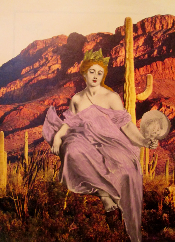 The Goddess of the Desert  by Jo Ann Tunnell Muench