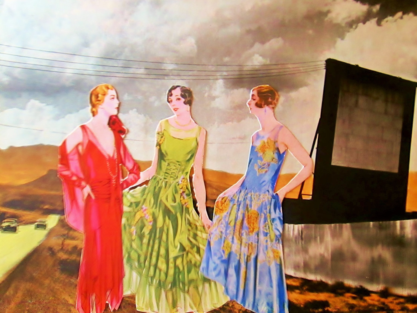 A 1930s Roadside Attraction  by Jo Ann Tunnell Muench