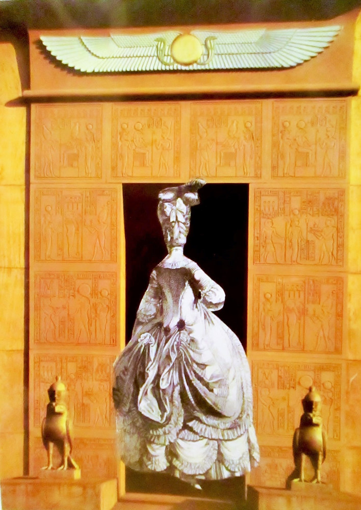 Marie Antoinette Prepares for the Guillotine  by Jo Ann Tunnell Muench