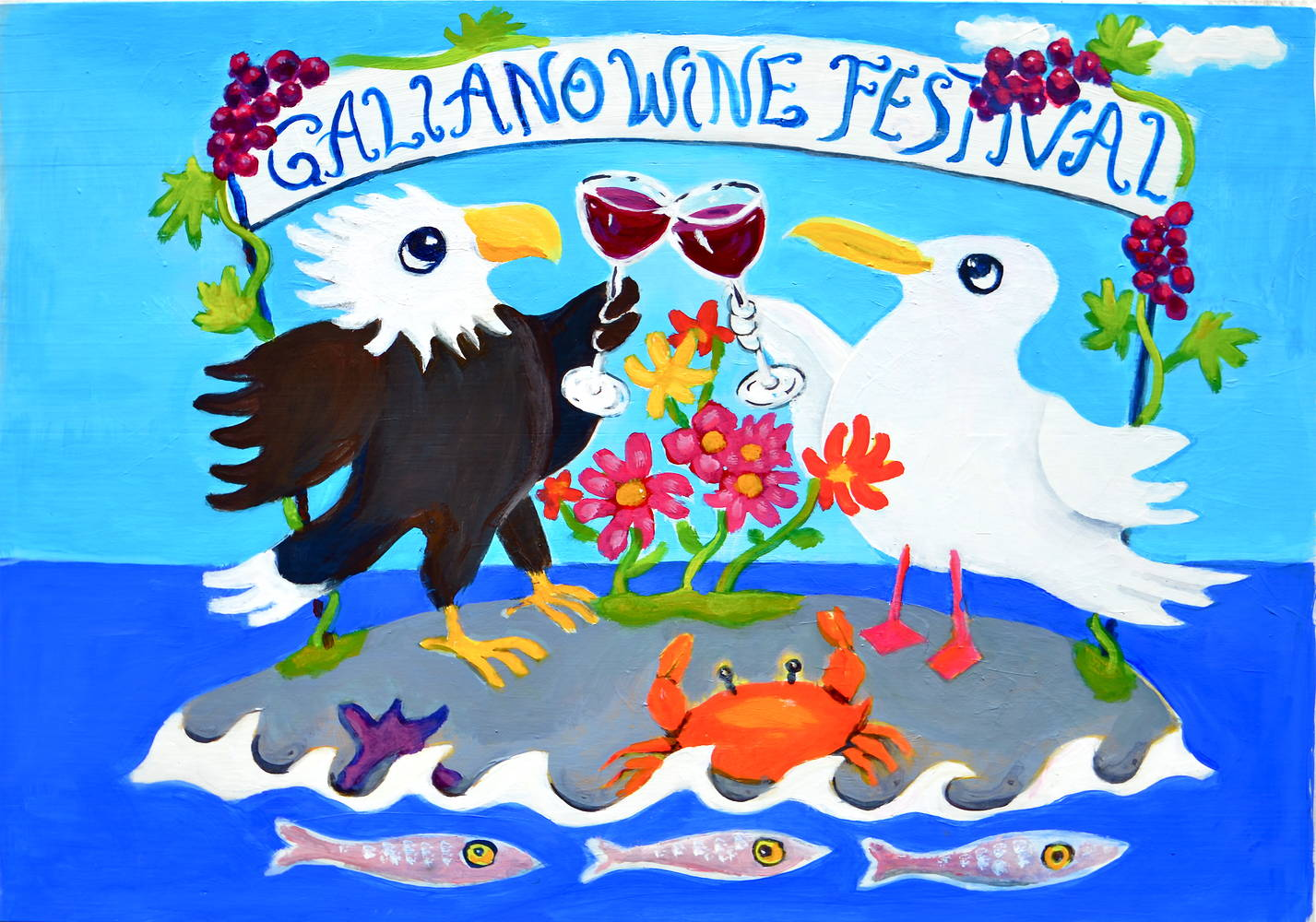 winefest by Penny Prior
