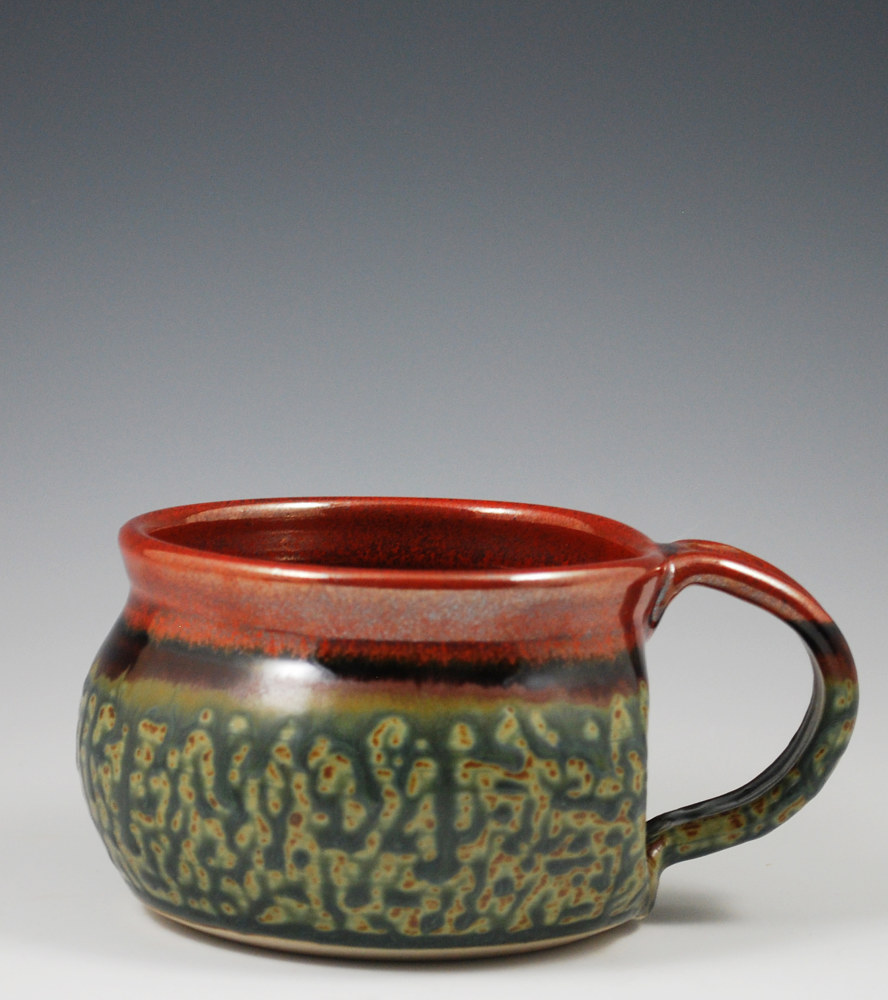 Soup Mug by Mark  Goertzen