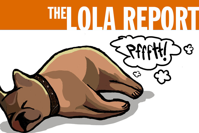 Lola Report-2 by Stephen Plunkett