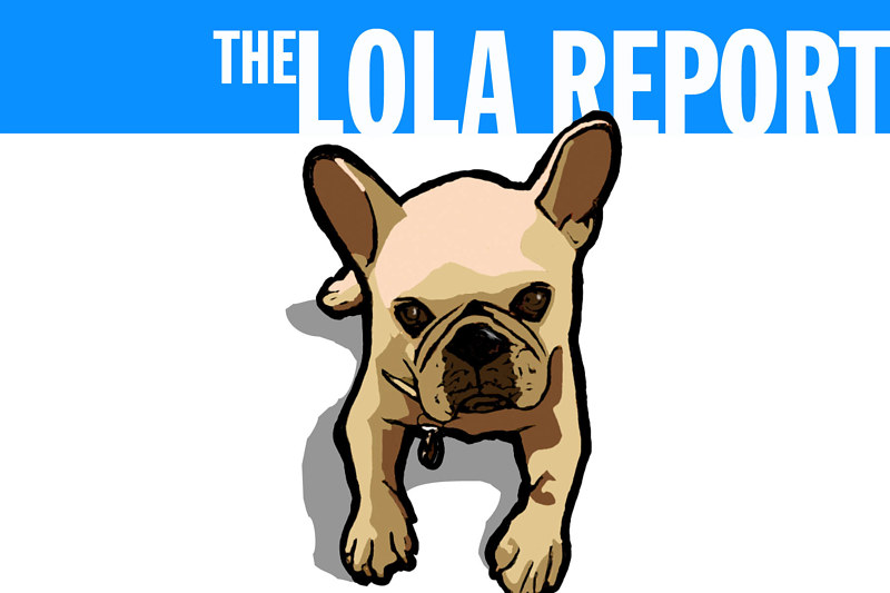 Lola Report-10A by Stephen Plunkett