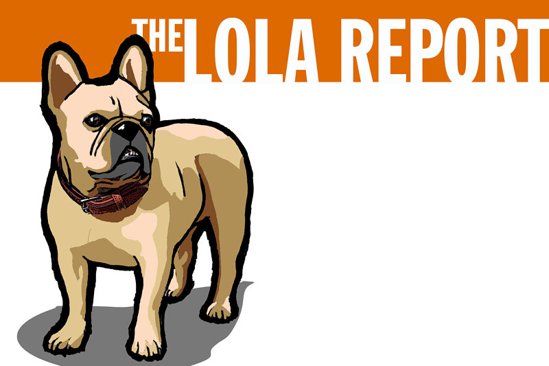 Lola Report-11 by Stephen Plunkett