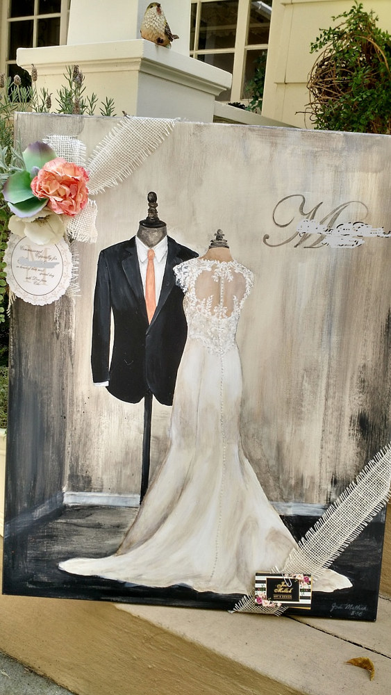 SAMPLES of Commisioned Wedding Gowns - Jodi Mellick - Artist