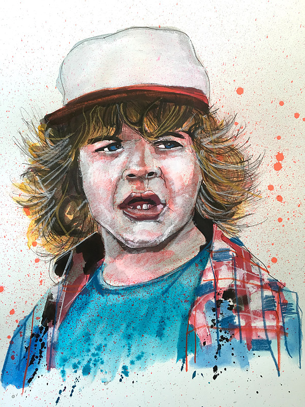 dustin by Joey Feldman