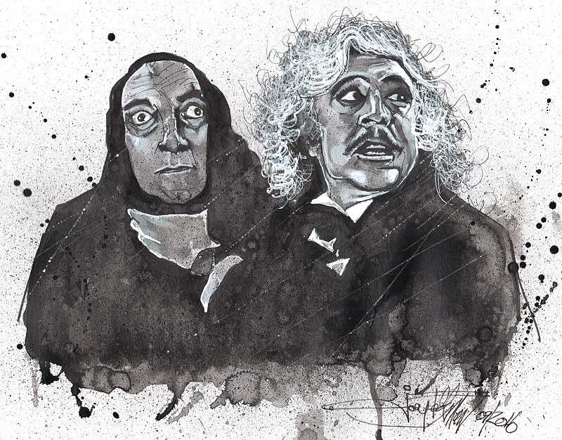 youngfrankenstein by Joey Feldman