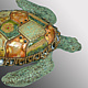 Sea Turtle - Large by Cathy Crain
