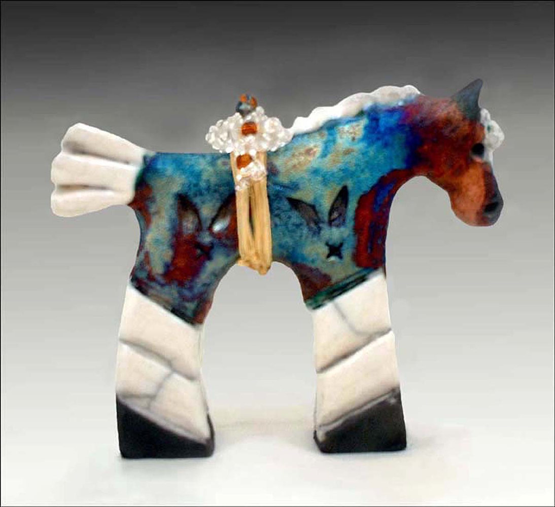 Jewel Pony by Cathy Crain