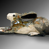 Hare by Cathy Crain