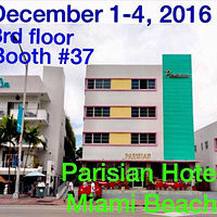 SATELLITE ART SHOW PAINTINGS  DEC. 1-4, 2016  MIAMI BEACH by John Turner