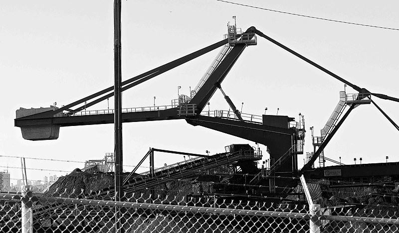 """Coal Conveyor"" by Hunter Madsen"
