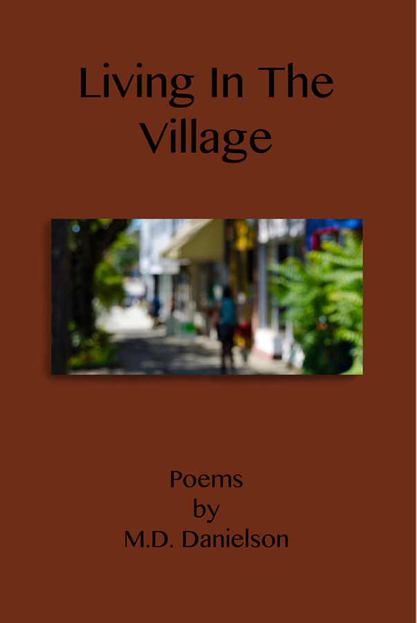 The Village Book Cover copy 5 by Jim Friesen