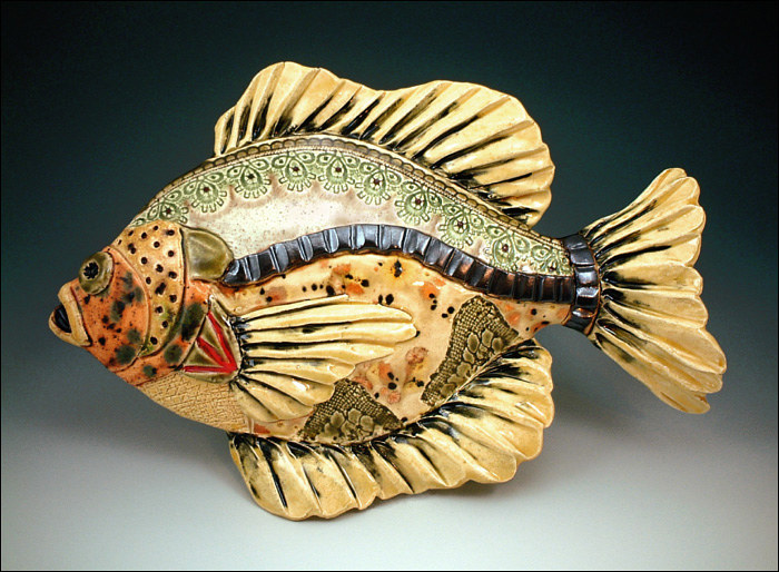 Blue Gill  by Cathy Crain