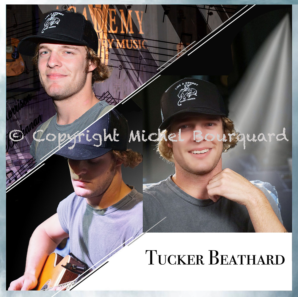 Tucker Beathard  by Michel Bourquard