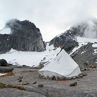 """Applebee Dome Base Camp"" by Ivan Petrov"