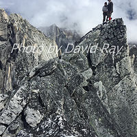 "Photography ""The Summit of Bugaboo Spire"" by Ivan Petrov"