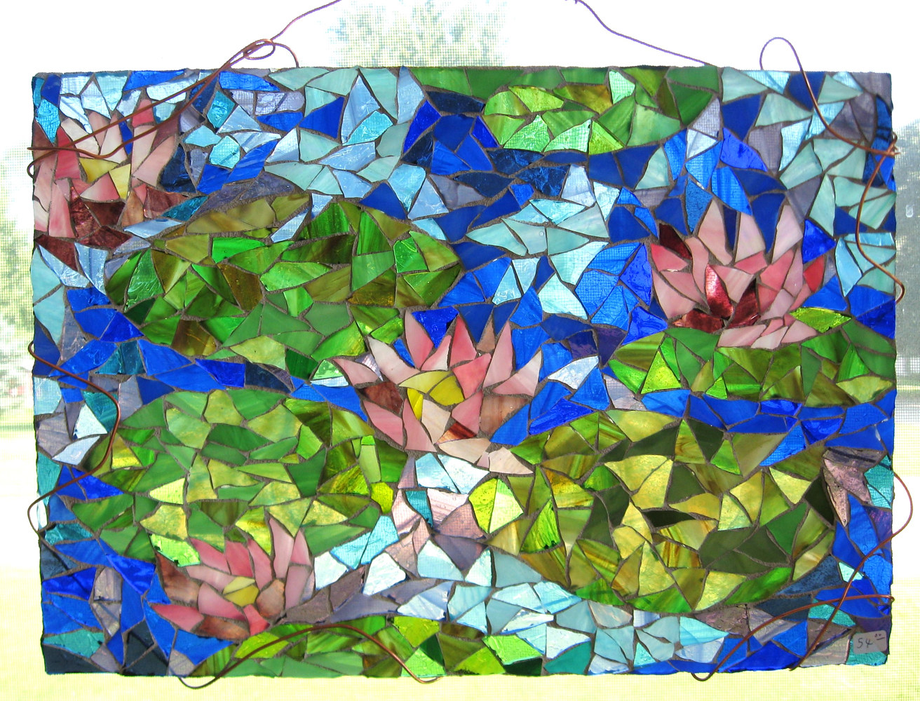 Water Lilies by Karen Spears