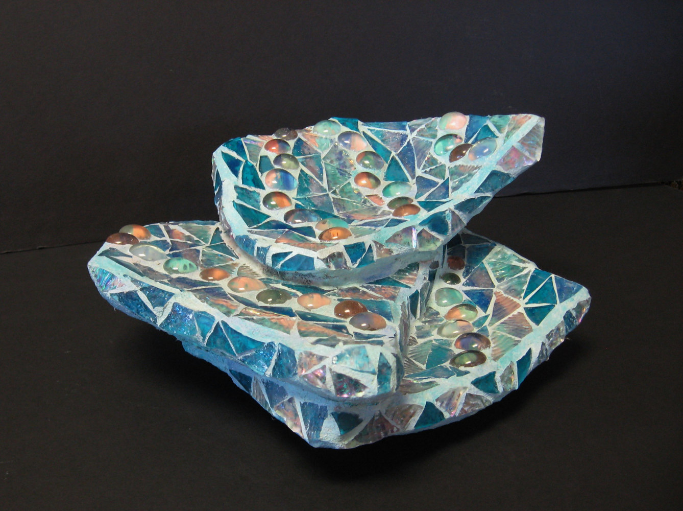 Painting Stones in the Stream II by Karen Spears