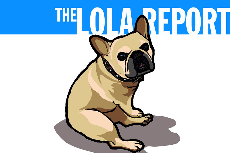 Lola Report-14 by Stephen Plunkett