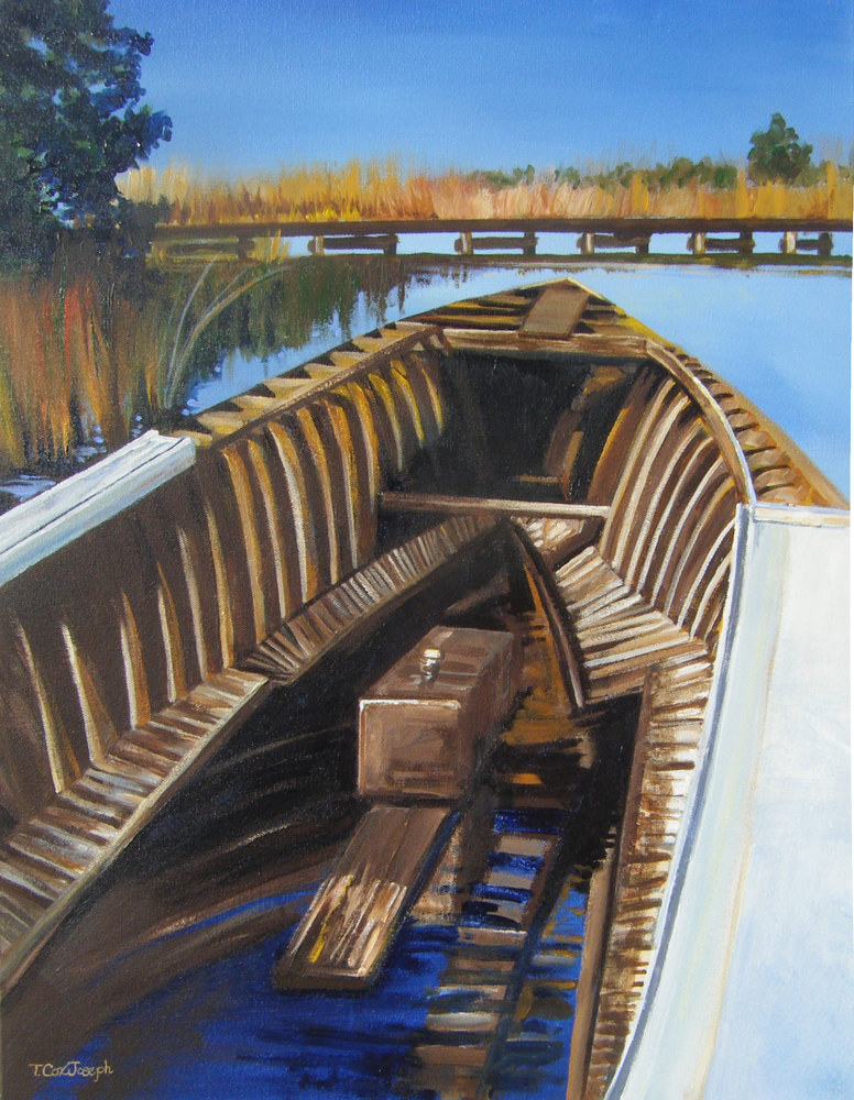 DeepCreekHull by Terry Joseph