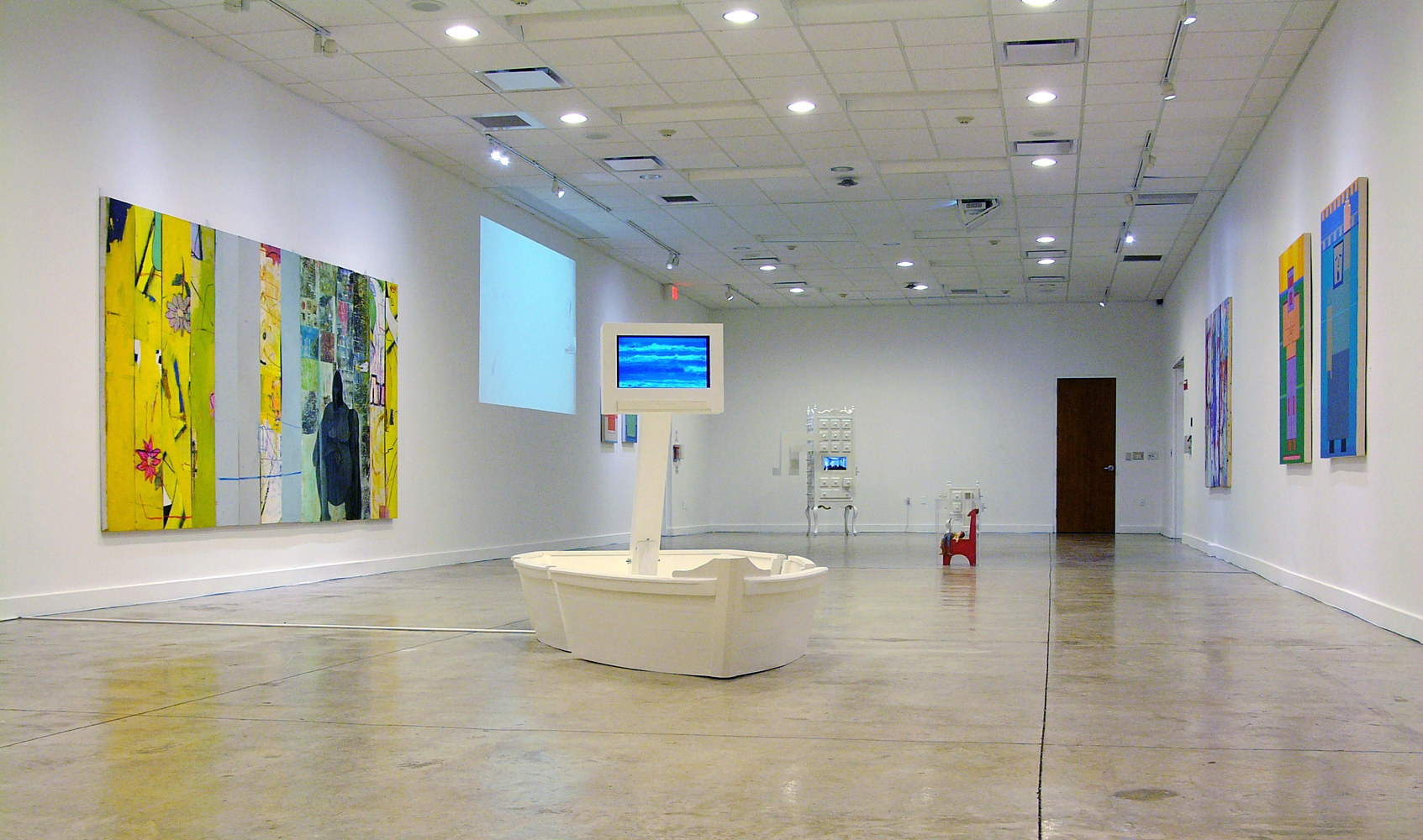UN/Provincial: Art of South Texas, Brownsville Museum of Art, 2016 by Jorge Puron