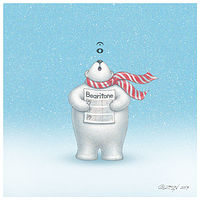 Print Bearitone by Sue Ellen Brown