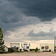 Print Ceylon SK. summer Storm 40X78.5  2016 by Danny Singer