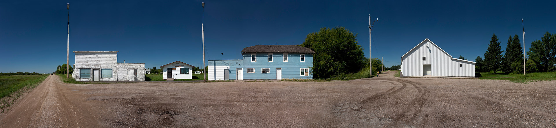 Hendon SK. 116X33 2009 by Danny Singer