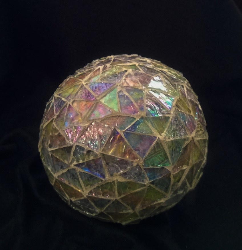 Painting Sphere 1 by Karen Spears