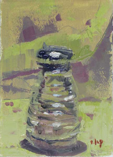 Oil painting Shaker #5 by William Sharp