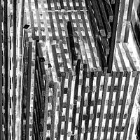 "Photography ""For Berenice Abbott, Nightview - Detail"" by Hunter Madsen"