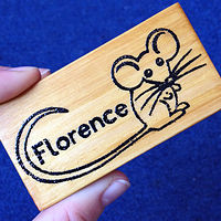 FlorenceMouse by ROSE WILLIAMS