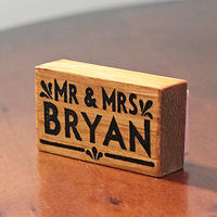 Mr and Mrs Bryan by ROSE WILLIAMS