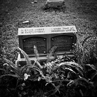 Georgiana Cemetery-4 (PL03_4103BW) by Gary Jones