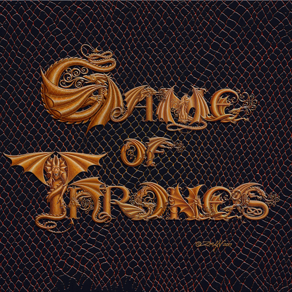 Game of Thrones by Sue Ellen Brown