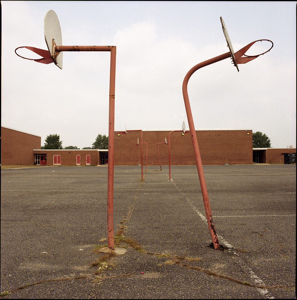 Six Hoops by Stuart Diekmeyer