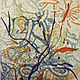 Painting Interwoven Paths, 2, Jeanie Auseon and Joyce Kwasnik by Jeanie Auseon