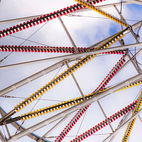 "Photography ""Ferris Wheel Gestalt"" by Hunter Madsen"