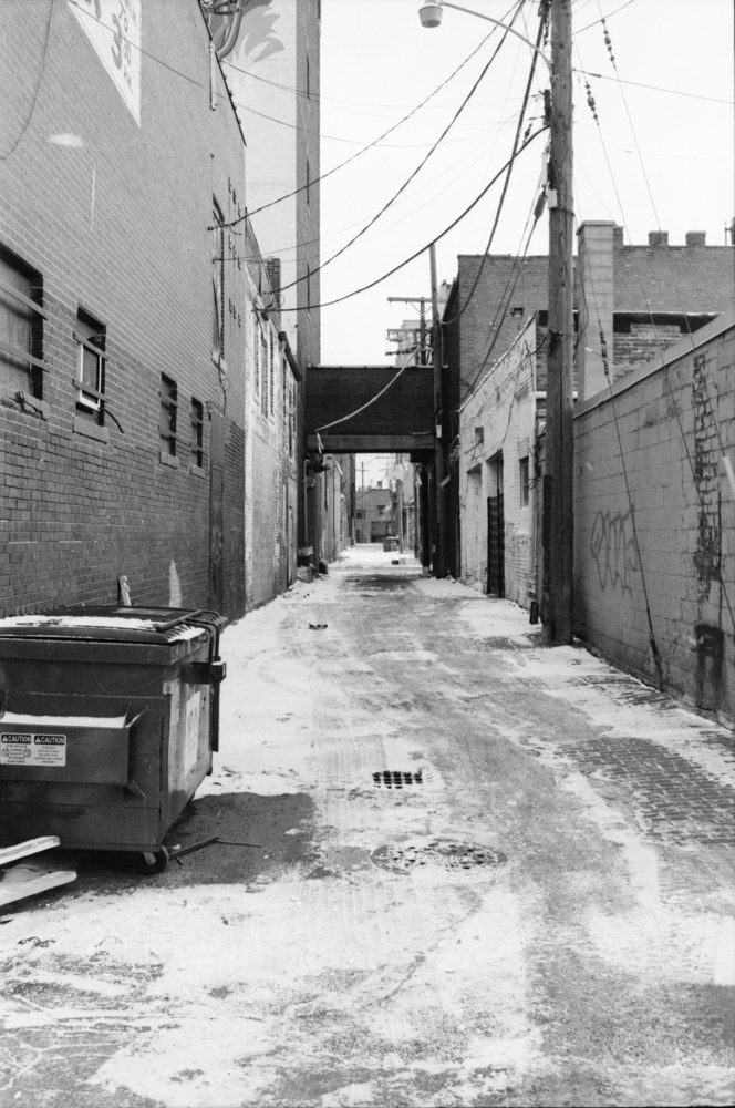 Alley by Kathleen Gross