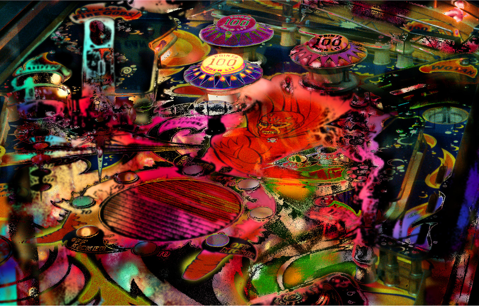 Photography Pinball Series #6 by Kathleen Gross