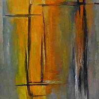 Oil painting #9 Collection 2 by BJ Keith