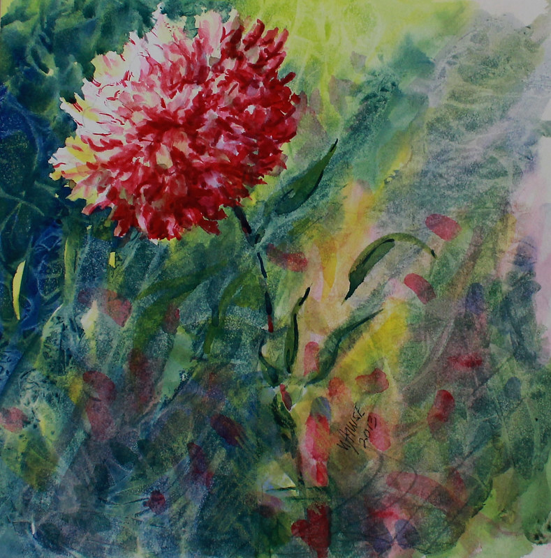 Watercolor The Palette by Wanda Hawse