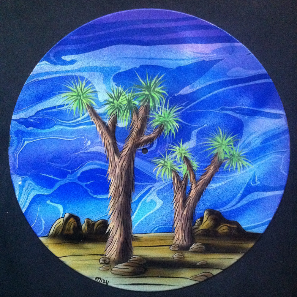 Joshua Trees by Isaac Carpenter