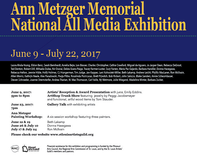 Metzger Digital Showcard by Cathie Crawford