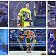 WWE  Boards for regular national tv spots by Allen Wittert