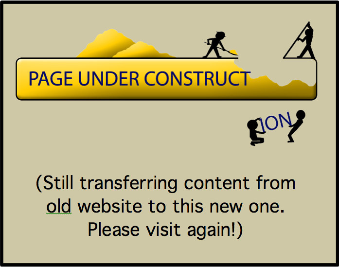 Under Construction—Still adding drawings from old website by Victoria Avila